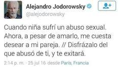 Jodorowsky genera polémica por declaración sobre abuso sexual  http://www.sdpnoticias.com/enelshow/famosos/2016/07/25/jodorowsky-genera-polemica-por-declaracion-sobre-abuso-sexual