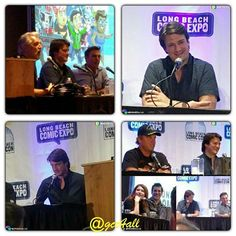 Nice pics from #longbeachcon #nathanfillion #conman #firefly