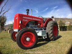 Hanomag Barreiros R-545