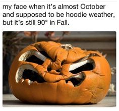 memes — iFunny my face when it's almost October and supposed to be hoodie weather, but it's still in Fall. – popular memes on the site my face when it's almost October and supposed to be hoodie weather, but it's still in Fall. – popular memes on the site Funny Halloween Memes, Spooky Memes, Funny Memes, Hilarious, Funniest Memes, Top Memes, Halloween Quotes, Funny Quotes, Fall Humor