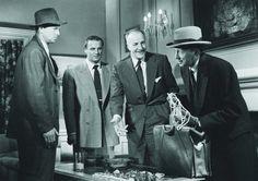 The Asphalt Jungle (1950) Film Noir, Sterling Hayden