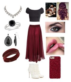 """""""No More Bullying"""" by themortalinstrumentslover ❤ liked on Polyvore featuring Dolce&Gabbana, H&M, Ice, 1928, Swarovski, Retrò, women's clothing, women, female and woman"""