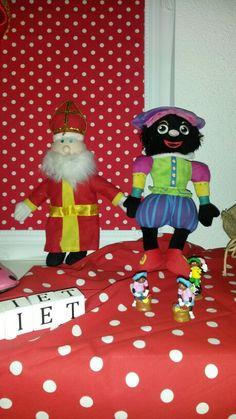Sinterklaas #watdoetvanessanu decoratie pieten december sfeer