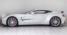 A rare Aston Martin One-77 has popped up for sale, priced similarly to a Ferrari…