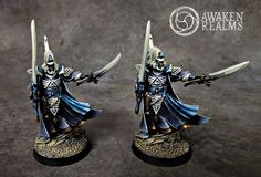 Eldar Ulthwe army by Awaken Realms - MiniWarGaming Wargaming Forum