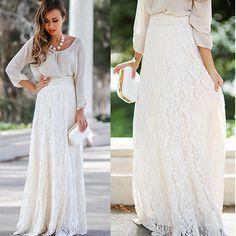Model 13. Fusta Lunga Crosetata | Beautiful, Maxi skirts and Cream