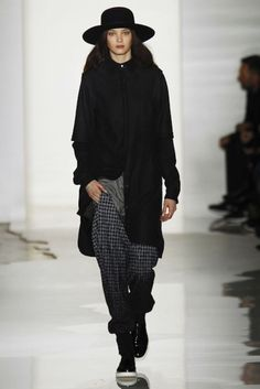 Public School Shows Its First Ever Women's Collection for Fall 2014 - Fashionista