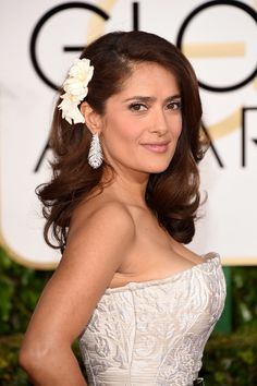 Salma Hayek Beauty Interview | POPSUGAR Beauty