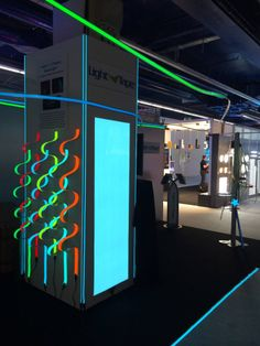 Light Tape® Booth at Light + Building 2014