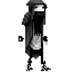 Resultado de imagem para ninja raccoon pixel art