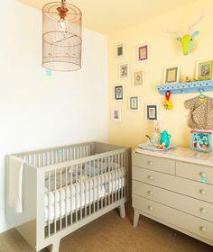 quarto infantil moderno
