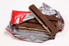 Product Advertising Photography - Kit-Kat Chocolate Bar