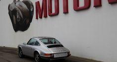 """1972 Porsche 911  - 911 S 2.4 """"Ölklappe"""""""