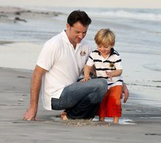 Father and son on the beach Fathers Love, Father And Son, Family Photography, Portrait Photography, Beach Portraits, Precious Moments, In This Moment, Couple Photos, Couple Shots
