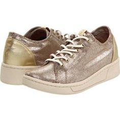DKNY - Ivy Sneakers (Champagne) - Footwear, $51.99 | www.findbuy.co/brand/dkny
