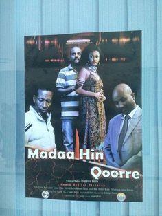 Madaa hin qoorre. Unhealed wound. Oromo film by Sisay Kumsa. Oromia (Oromiyaa), Finfinnee, Africa