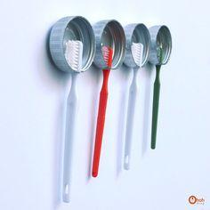 DIY+Tooth+Brush+Holder