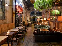Cornerstone Bar & Food, Newtown   VintageROX