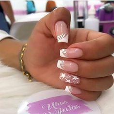 Nail Color Trends, Nail Colors, New Nail Art Design, Nail Art Designs, Henna Tattoo Designs Simple, Bride Nails, Instagram Nails, Dream Nails, Bridal Beauty