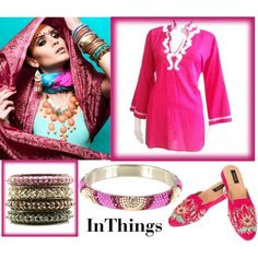 """Its The In Thing- Saachi Style"" by bridget-lee on Polyvore"