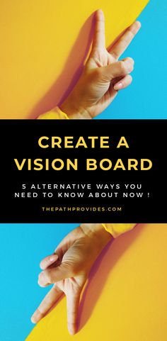 Here are 5 super cool alternative and creative ways to create a vision board that will be as powerful as your artsy friend's cork board. Yes, you can still have a bomb vision board even if scissors and glue aren't your thing. Law Of Attraction Love, Creating A Vision Board, Levels Of Understanding, Manifesting Money, Meditation For Beginners, Guided Meditation, Spiritual Growth, Spiritual Awakening, Spirituality