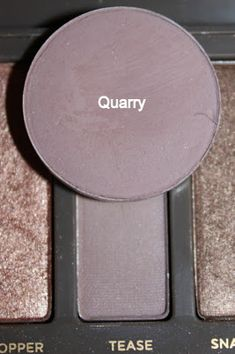 Urban Decay Naked 2 palette - Mac Dupes --Tease is my favorite color for the crease.