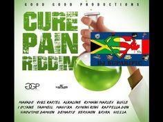 CURE PAIN RIDDIM MIX FT. ALKALINE, VYBZ KARTEL, MAVADO & MORE {DJ SUPARI...
