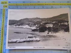 POSTAL DE MALLORCA, AÑOS 30 50. PLAYA DE CAMP DE MAR. TRUYOL. 366 - Foto 1