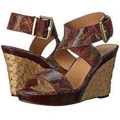 Womens Sandals Vaneli Dandy Multi Darry Print