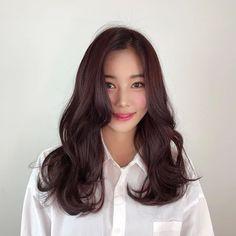 Korean Curls, Hair Inspo, Hair Inspiration, Digital Perm, S Curl, Permed Hairstyles, Light Hair, Layered Hair, About Hair