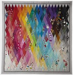 Diamonds,  dripping with color.  FOTY 2010 made by Jaye A. H. Lapachet