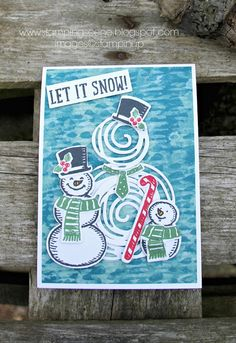 Swirly scribbles framelits and snow place combo with UK Stampin Up demo Zoe Tant #christmascards #handmade #stampinup