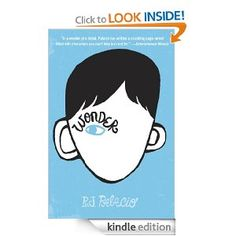 Daily Amazon Kindle Book Deal (38% OFF) Wonder by R. J. Palacio for $9.99 http://amzn.to/R4gD7m