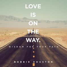 'Love is on the Way' by Pastor Bobbie Houston  http://hillsong.com/store/products/teaching/bobbie-houston/love-is-on-the-way/