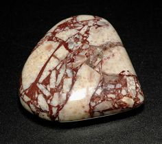 """Jasper is derived from the Greek for """"spotted stone""""."""