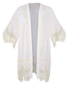 Marisota Cream Lace & Chiffon Vintage Style Boho Kimono Cover Up Plus Size (24) Un-Poco (Marisota) http://www.amazon.co.uk/dp/B01DE16GWC/ref=cm_sw_r_pi_dp_ccq9wb0CDHBNE