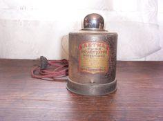 Rare vintage Aetna tube re-activator tube radio repair radio tubes TV tubes collectible by MaAndPasAttic on Etsy