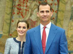 La agenda oficial de los nuevos Reyes se llena de causas sociales #realeza #royalty