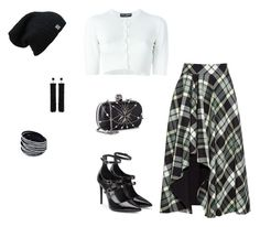 """""""Punk Princess"""" by kathleen-smyth on Polyvore featuring Alexander McQueen, Dolce&Gabbana, Tamara Mellon and Tom Ford"""