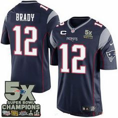 Nike Patriots Tom Brady Navy Blue Team Color Super Bowl LI 51 Youth Stitched  NFL Limited Jersey And jersey online india 3e1f29f7d