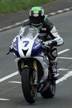 Gary Johnson Triumph TT 2014 Supersport race 1 win