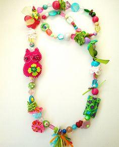 necklace...by Gata Valquiria