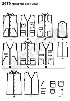 2479- hunting vest