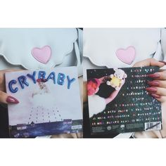 "Melanie Martinez album ""Cry Baby"" is released. you should listen to it. it's able to download on iTunes"
