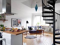 Two floor apartment in Gothenburg (2)