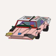 Peter Judson Grid 04 Car