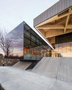 Estadio de fútbol de Montreal / Saucier + Perrotte architectes + HCMA