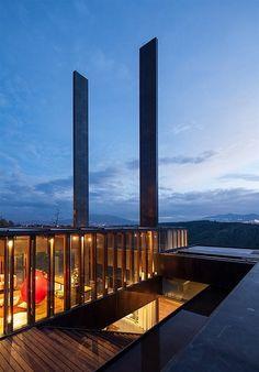 Algarrobos House design