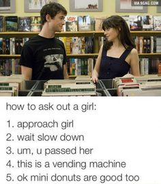 How to ask a girl out?