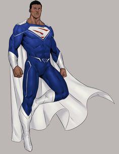 Superhero Facts, Superhero Characters, Black Characters, Dc Comics Characters, Superhero Design, Superman And Spiderman, Superman Art, Superman Family, Dc Comics Heroes